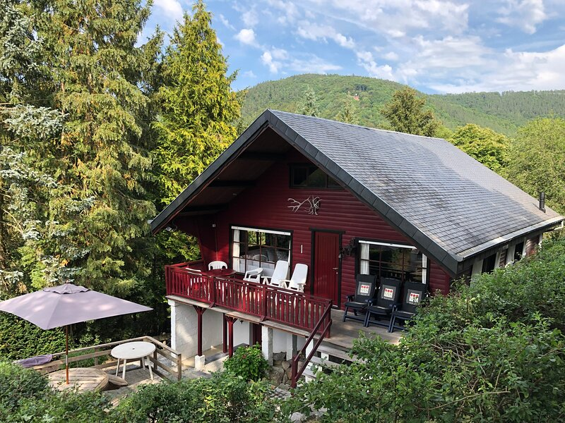 Luxechalet Grand Coo, holiday rental in Stavelot