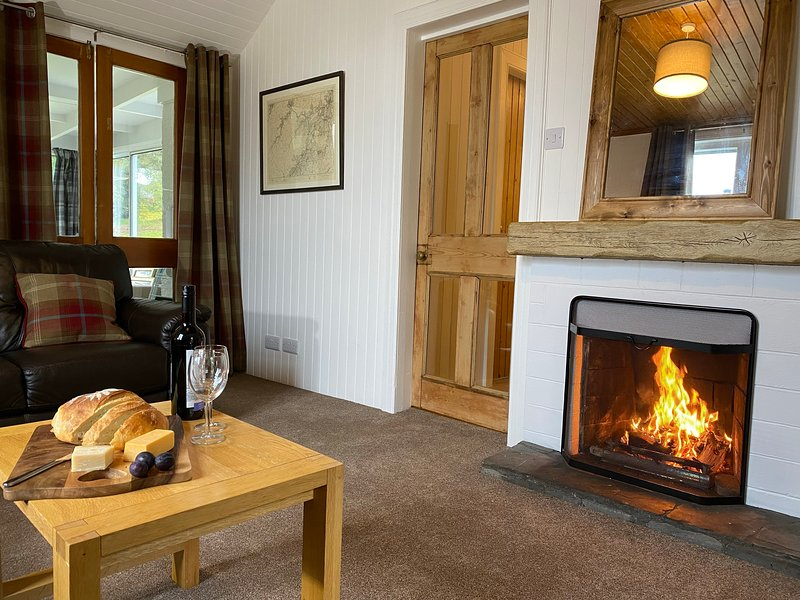 Balblair Cottage, Boat of Garten, Cairngorm National Park, holiday rental in Carrbridge