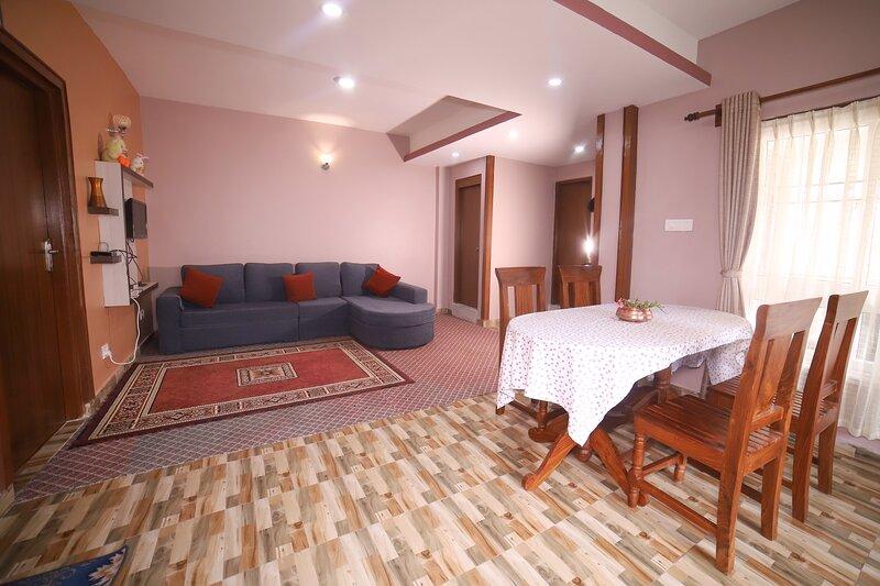 Himalayan Suite Apartment Kathmandu Nepal, aluguéis de temporada em Nepal