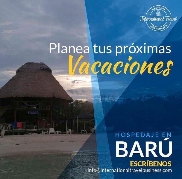 Baru Punta Blanca, Ferienwohnung in Islas de Rosario