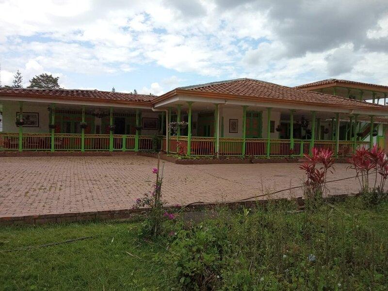 Encantadora Finca La Floresta, holiday rental in Combia