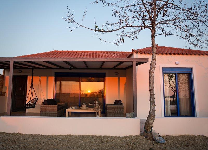 Blue Fort - Villa No_2, location de vacances à Pylos-Nestor