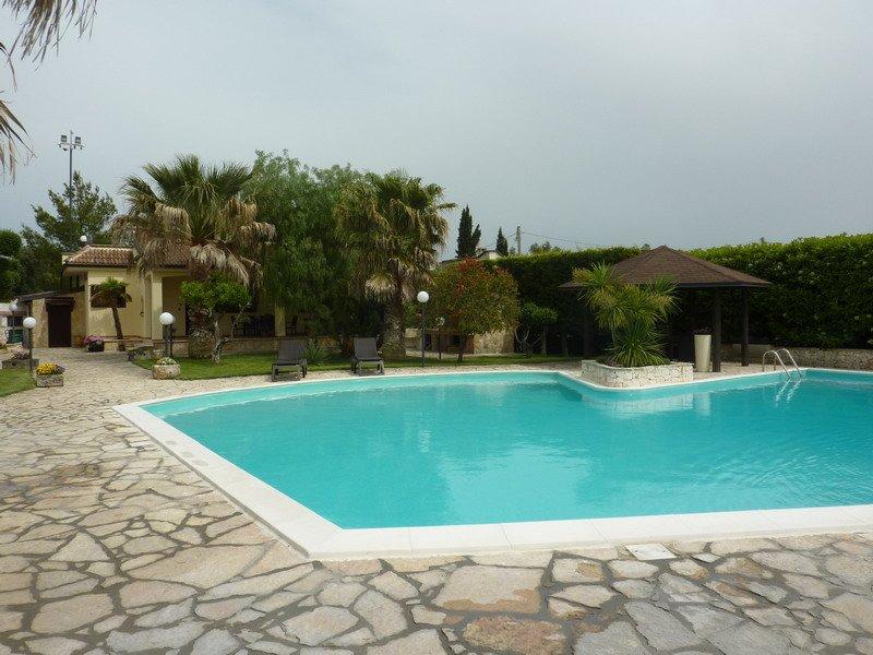 Villa Chiara, vacation rental in Oria