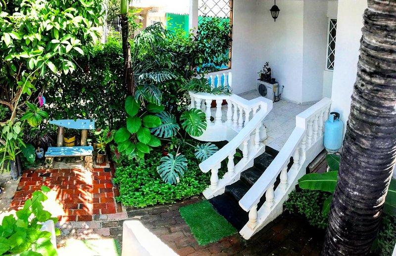 Habitación privada con abanico-Desayuno incluido, holiday rental in La Tigrera