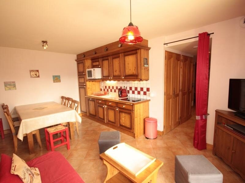 VILLARD SUR DORON - 6 pers, 45 m2, 3/2, holiday rental in Queige