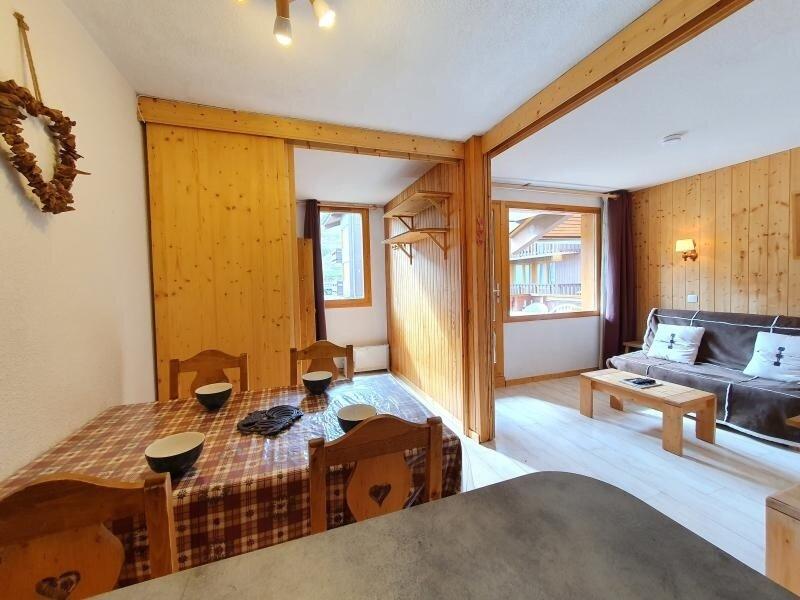 TRAVERSE 58, holiday rental in Montchavin