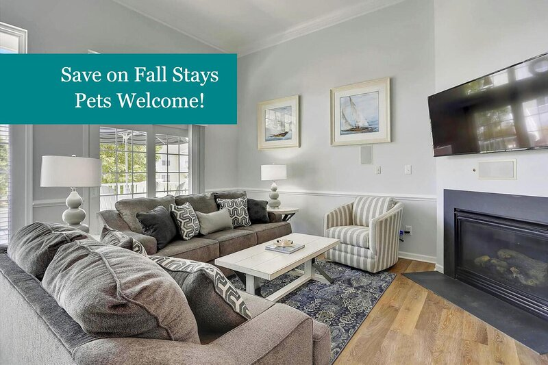 Bayside at Bethany Lakes - Pet-Friendly, Free Linens!, vacation rental in Cedar Neck