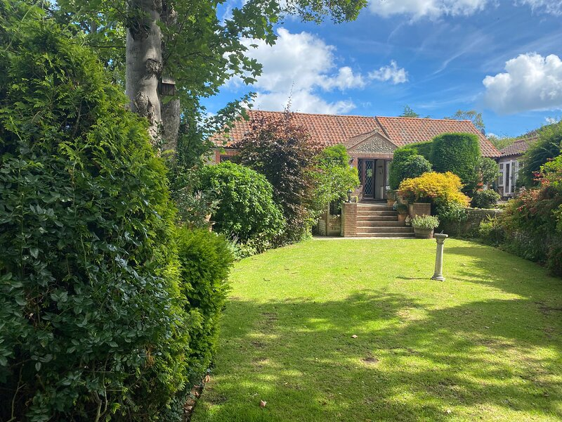 Foxglade Lodge, holiday rental in Cromer