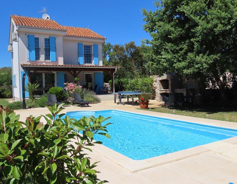 Charming Villa Dory, holiday rental in Sveti Anton