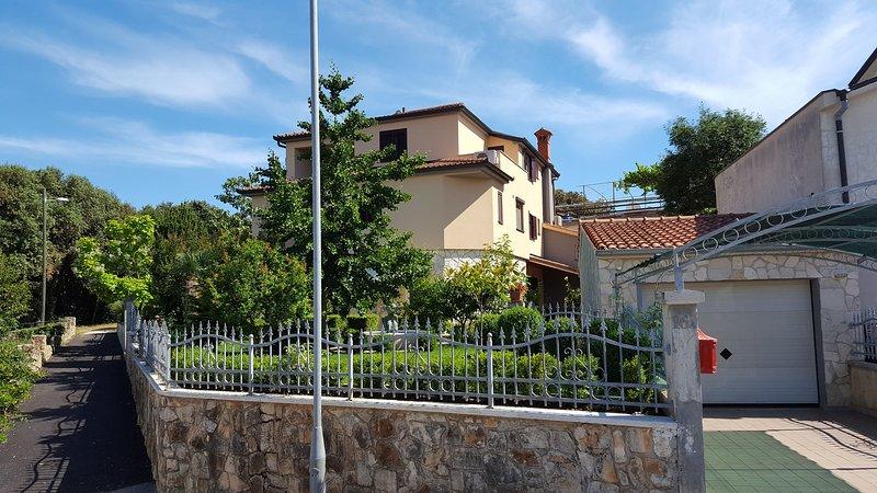 Apartment Ginkgo 4 Persons, location de vacances à Banjole