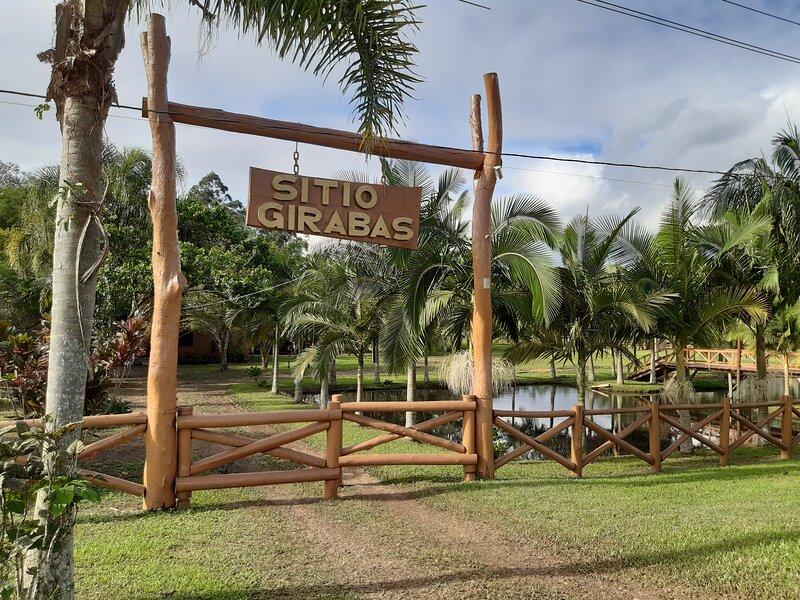 Sitio para Casamento e Aniversário, casa vacanza a Ararangua