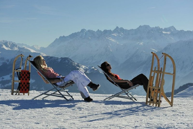 A MAGNIFICENT CHALET IN THE SKI RESORT OF VERBIER, holiday rental in Bagnes