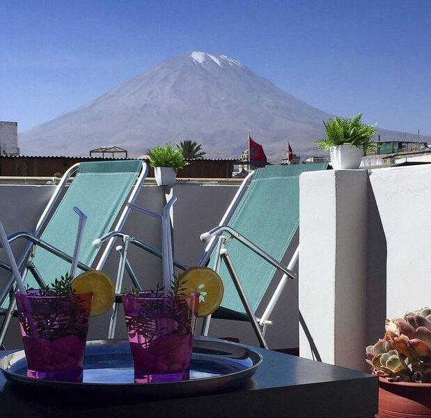 Arequipa Self Catering Apartment nr Plaza de Armas, alquiler de vacaciones en Arequipa