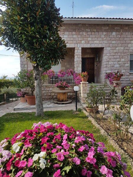 La Casa dei Fiori, location de vacances à San Vitale