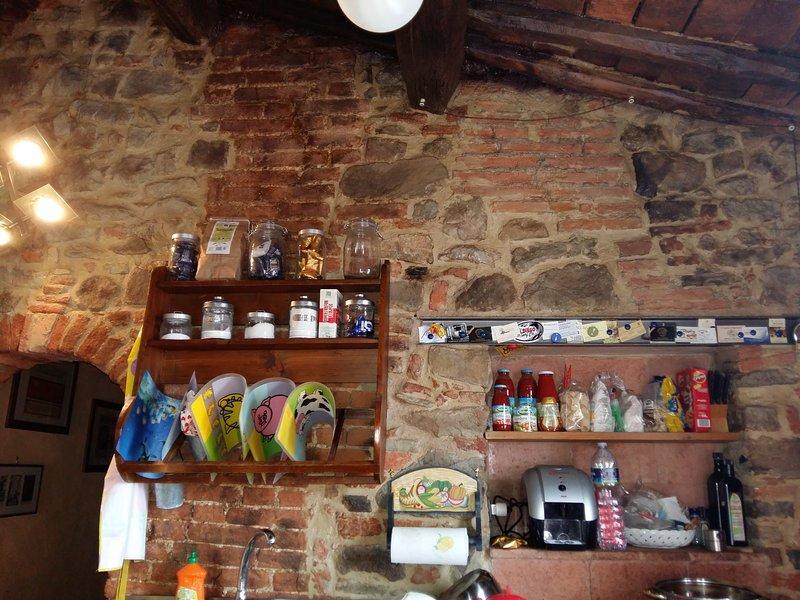 Nido Scansanese, alquiler vacacional en Bivio Montorgiali