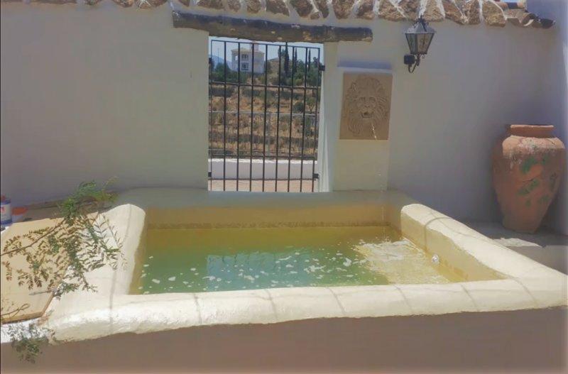 Casa Kurraba, holiday rental in Arboleas