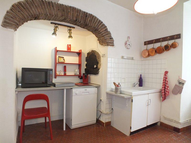 Chez vous...La Chanoinerie, location de vacances à Saint-Beauzire