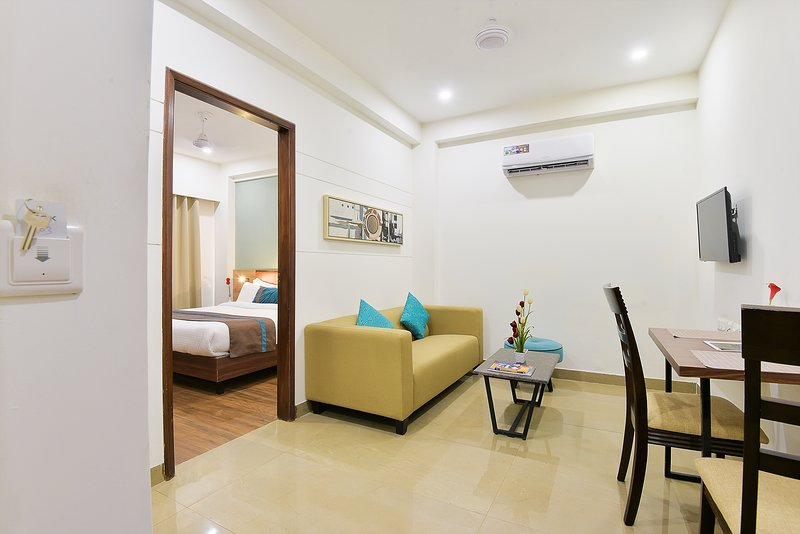 Park Serviced apartments, vacation rental in Gurugram (Gurgaon)