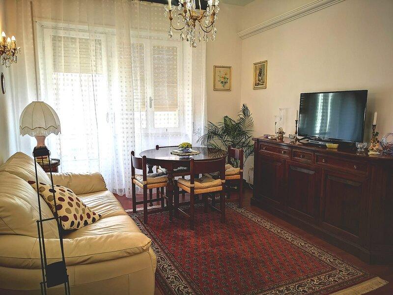 Casa La Corte appartamento comodo e funzionale a 5 minuti dal centro di Viterbo, alquiler vacacional en Bagnaia