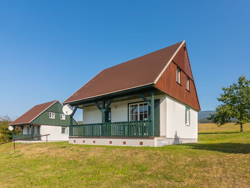 Happy Hill, vakantiewoning in Janske Lazne