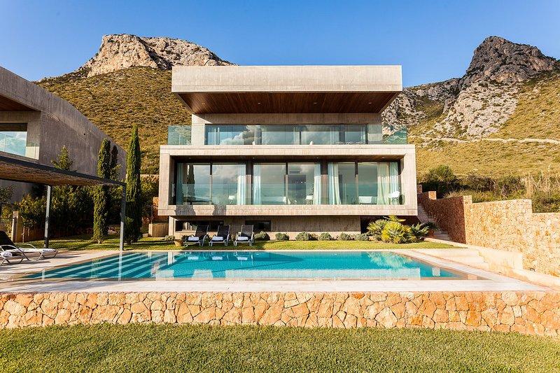 Villa Max, aluguéis de temporada em Formentor
