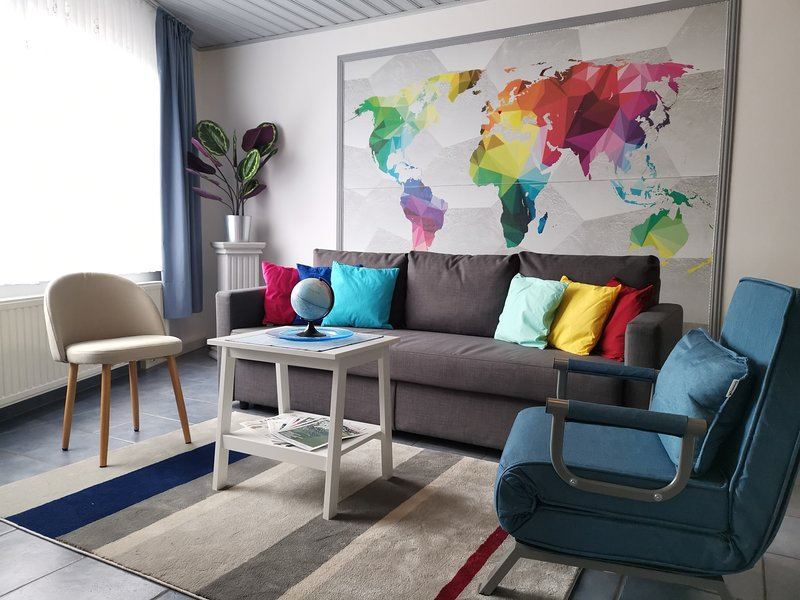 Beautytraum-Ferienhaus im Herzen von Gemünd am Zusammenfluss von Urft und Olef, location de vacances à Schleiden