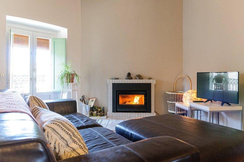 CASA MIA Apartamento para 4 personas en el Alt empordà, alquiler vacacional en Agullana