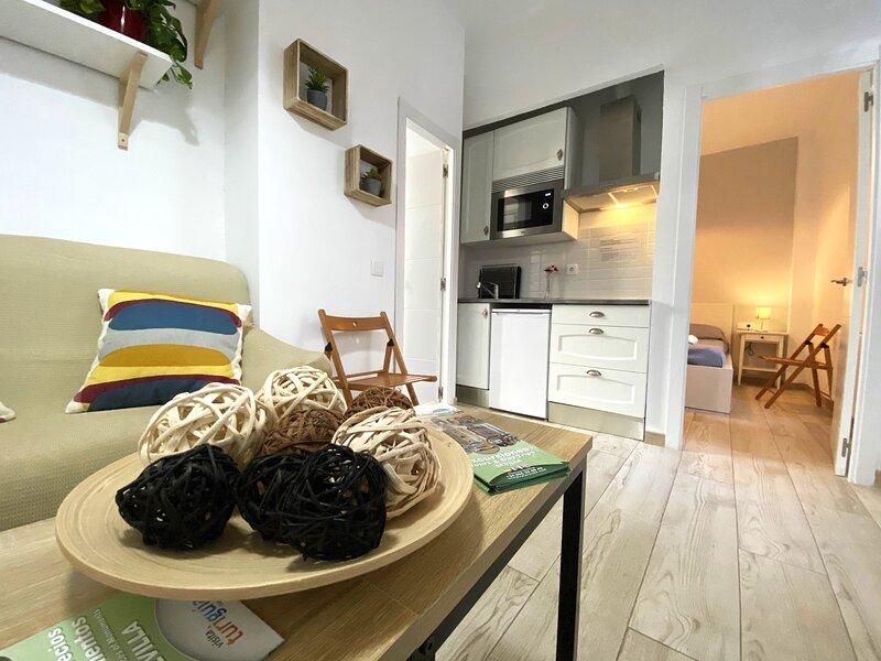 Apartamento Recaredo, holiday rental in Marinaleda