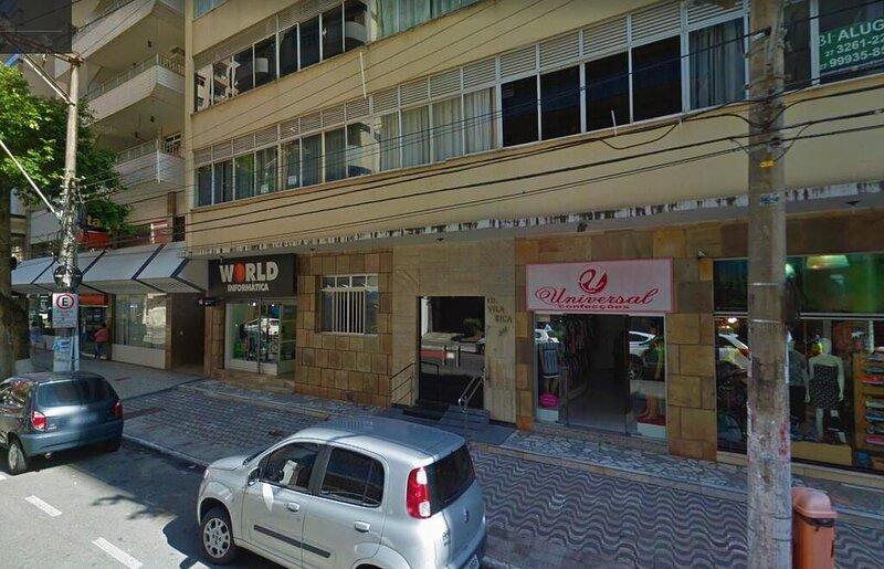 Apartamento bem localizado com Wi-Fi no Centro de Guarapari, location de vacances à Guarapari