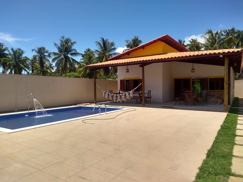 Beach House Milagres - ALA007-AC, holiday rental in State of Alagoas