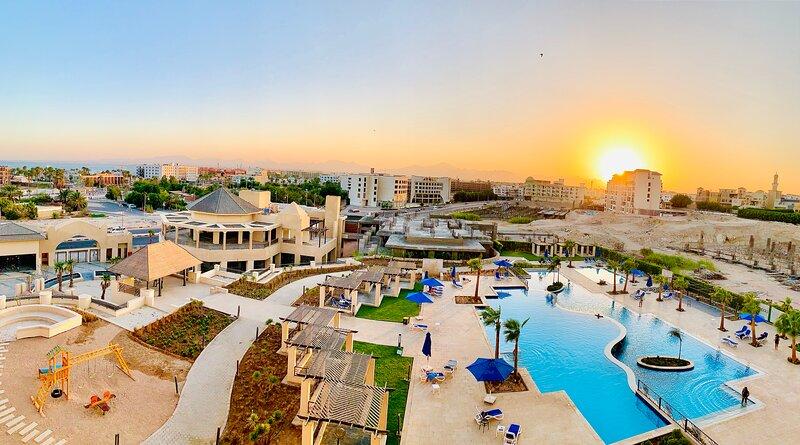 Luxury Hurghada Studio Al Dau Heights, holiday rental in Hurghada