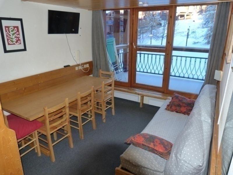 Appartement 3 pièces 8 personnes en duplex, skis aux pieds, dans le village de, holiday rental in Peisey-Vallandry