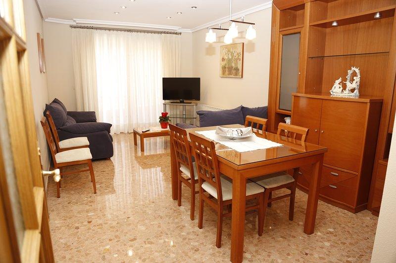 Apartamento Teatro Principal, alquiler de vacaciones en Chulilla
