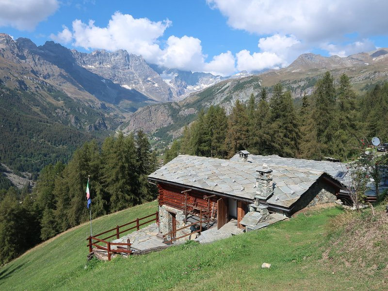 Ancienne Bergerie Studio 1 (VOU140), holiday rental in Chamois
