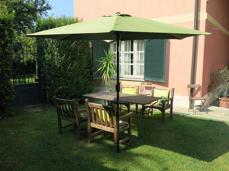 Villa Remotti (AST450), holiday rental in Felizzano