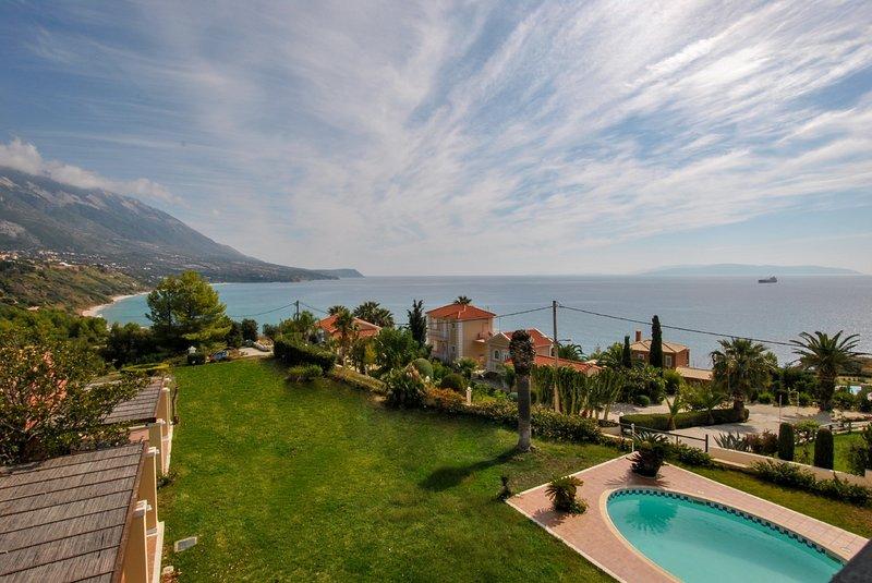 Villa Olga - Innovative Design & Elegance - Alekata Village, aluguéis de temporada em Trapezaki