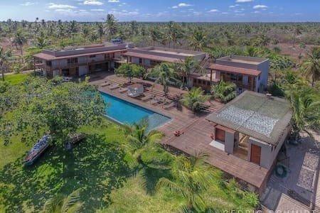 Authentic Villa in Jericoacoara - CEA001, location de vacances à Jericoacoara
