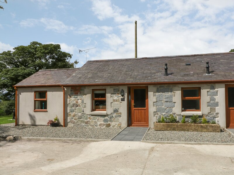 Y Beudy Cottage, Clynnog Fawr, location de vacances à Aberafon