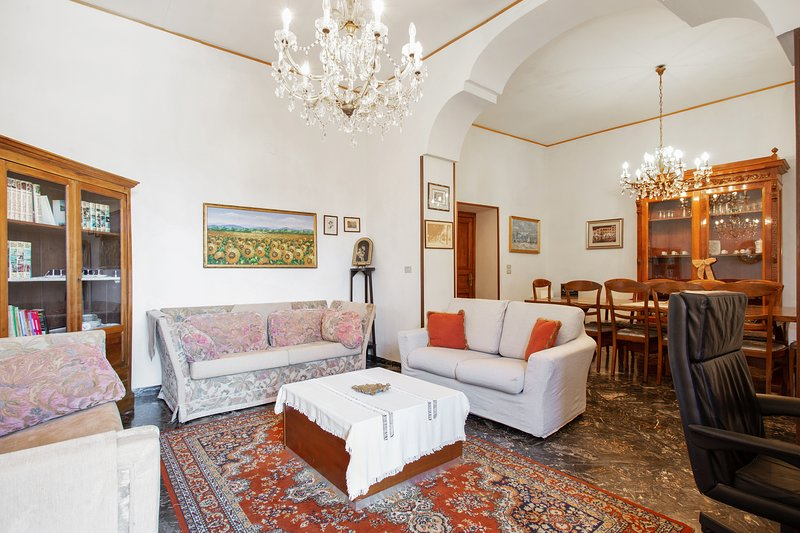 Amazing apartment with terrace, vacation rental in Roccapiemonte