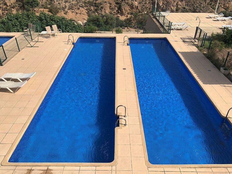 Las Golondrinas, location de vacances à Bedar