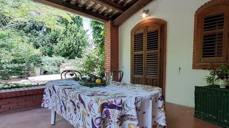 RG-F258-RSRG109AT - Villa de Leva - Casa di Anna, alquiler vacacional en Case Giurdanella