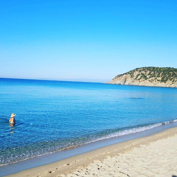 Sun sea and relax, location de vacances à Solanas