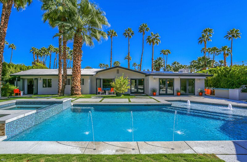 Mountain View Modern, holiday rental in Palm Springs