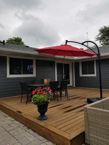Alba Cottage along the scenic Niagara River Pkwy, vacation rental in Lewiston