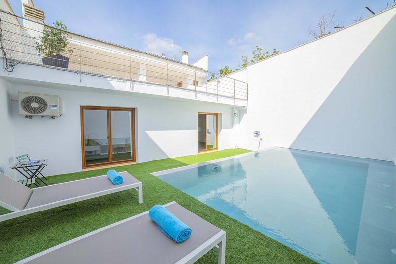 Villa Hampton, holiday rental in Muro