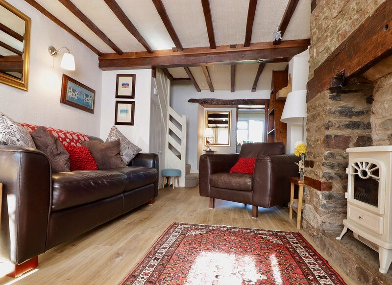 Chancery Cottage, Hay-on-Wye, location de vacances à Glasbury-on-Wye