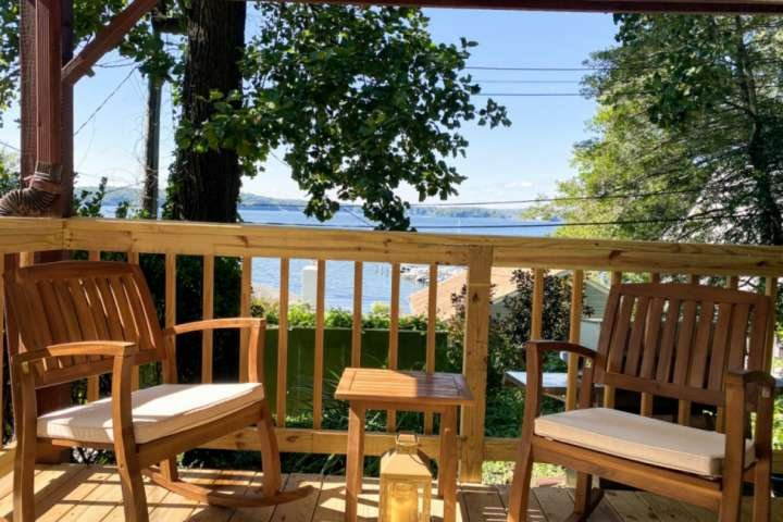 Cozy Apartment with beautiful views of the Severn River, alquiler vacacional en Gambrills