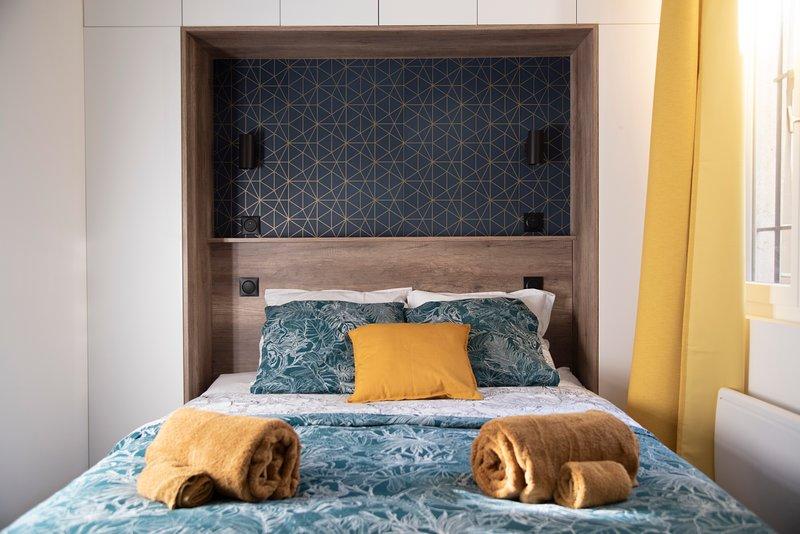 Le'Petit Millon' appartement cosy proche de la Part-Dieu, location de vacances à Rhone