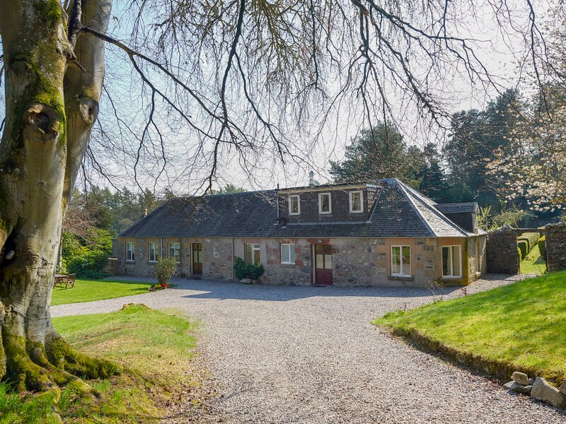 Garden Suite, holiday rental in Kirkhill