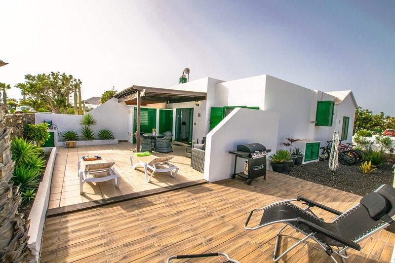 214 - Las Terracitas Ten, holiday rental in Playa Blanca